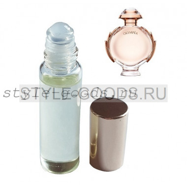 Масляные духи Paco Rabanne Olympea, 5 мл