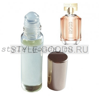 Масляные духи Boss The Scent, 5 мл (ж)
