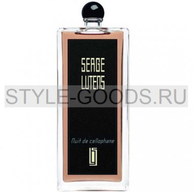Тестер Serge Lutens Nuit de Cellophane, 100ml (унисекс)