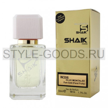 Духи Shaik 206 - Montale Pure Gold, 50 ml (унисекс)