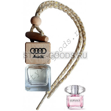 Автопарфюм Audi Versace Bright Crystal, 7 ml (ж)
