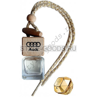 Автопарфюм Audi Lady Million, 7 ml (ж)