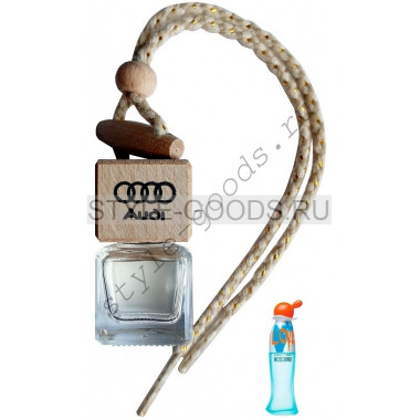 Автопарфюм Audi Moschino I Love Love, 7 ml (ж)