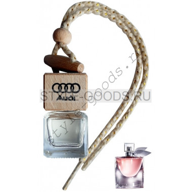 Автопарфюм Audi La Vie Est Belle, 7 ml (ж)