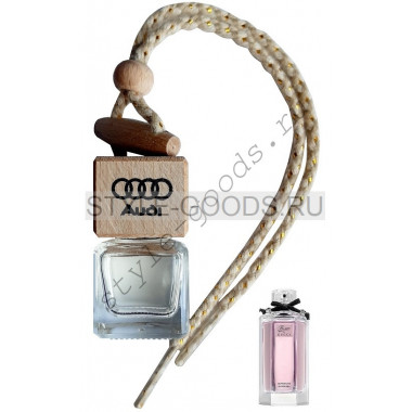 Автопарфюм Audi Gucci Gardenia, 7 ml (ж)