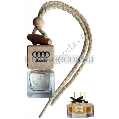 Автопарфюм Audi Flora by Gucci, 7 ml (ж)