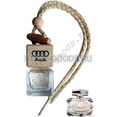 Автопарфюм Audi Gucci Bamboo, 7 ml (ж)