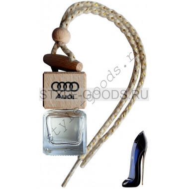 Автопарфюм Audi CH Good Girl, 7 ml (ж)