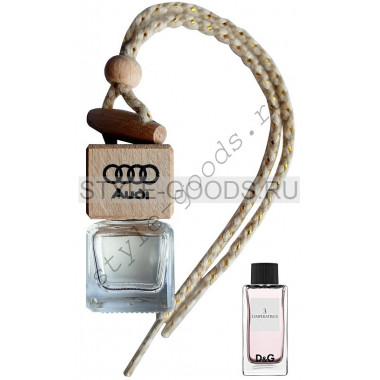 Автопарфюм Audi D&G 3, 7 ml (ж)