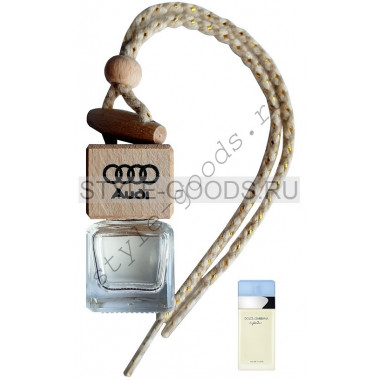 Автопарфюм Audi D&G Light Blue, 7 ml (ж)