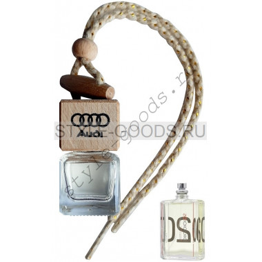 Автопарфюм Audi Escentric 02, 7 ml (унисекс)