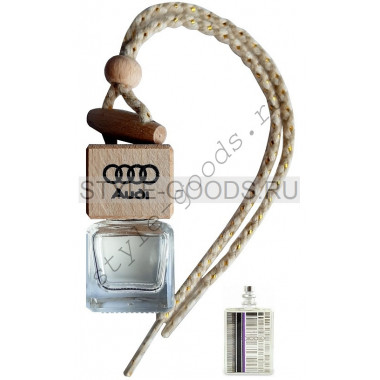 Автопарфюм Audi Escentric 01, 7 ml (унисекс)