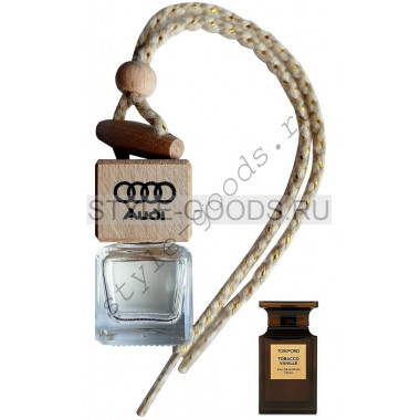 Автопарфюм Audi Tobacco Vanille, 7 ml (унисекс)