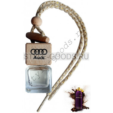 Автопарфюм Audi Montale Intense Cafe, 7 ml (унисекс)