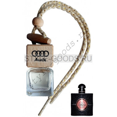 Автопарфюм Audi Black Opium, 7 ml (ж)