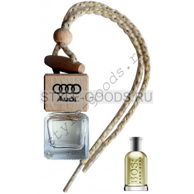 Автопарфюм Audi Boss Bottled №6, 7 ml (м)