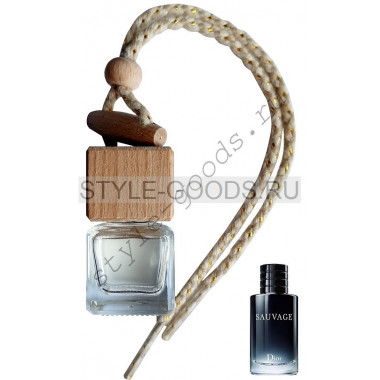 Автопарфюм масляный Dior Sauvage, 7 ml (м)