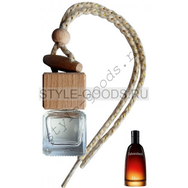 Автопарфюм масляный Dior Fahrenheit, 7 ml (м)