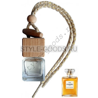 Автопарфюм масляный Chanel №5, 7 ml (ж)
