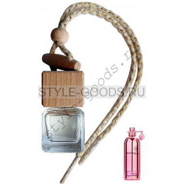 Автопарфюм масляный Montale Roses Musk, 7 ml (ж)