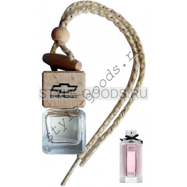 Автопарфюм Chevrolet Gucci Gardenia, 7 ml (ж)