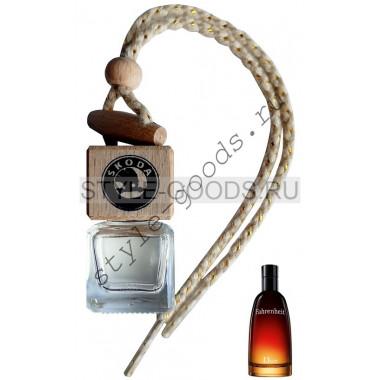 Автопарфюм Skoda Dior Fahrenheit, 7 ml (м)