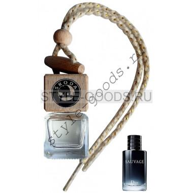 Автопарфюм Skoda Dior Sauvage, 7 ml (м)