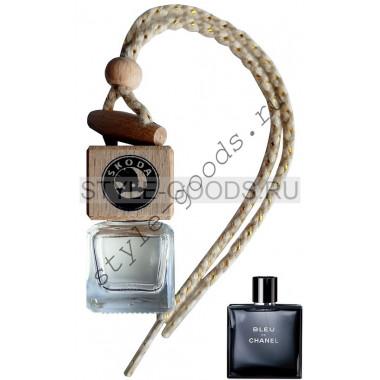 Автопарфюм Skoda Bleu de Chanel, 7 ml (м)