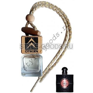 Автопарфюм Citroen Black Opium, 7 ml (ж)
