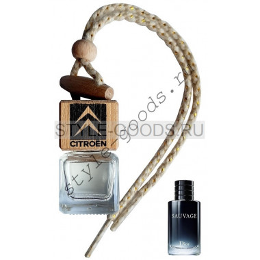 Автопарфюм Citroen Dior Sauvage, 7 ml (м)