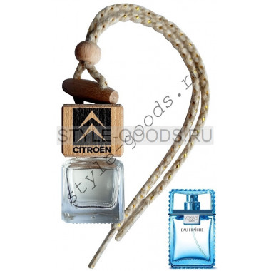 Автопарфюм Citroen Versace Man Fraiche, 7 ml (м)