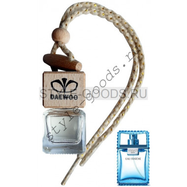 Автопарфюм Daewoo Versace Man Fraiche, 7 ml (м)