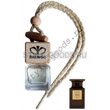 Автопарфюм Daewoo Tobacco Vanille, 7 ml (унисекс)