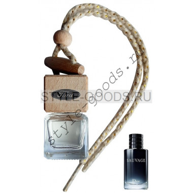 Автопарфюм Ford Dior Sauvage, 7 ml (м)