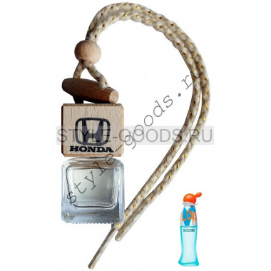 Автопарфюм Honda Moschino I Love Love, 7 ml (ж)