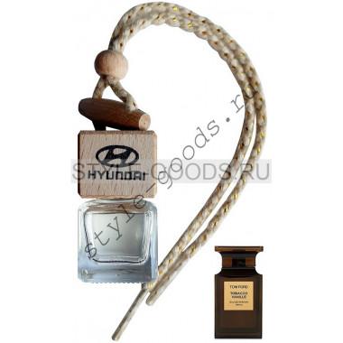 Автопарфюм Hyundai Tobacco Vanille, 7 ml (унисекс)