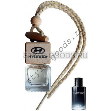 Автопарфюм Hyundai Dior Sauvage, 7 ml (м)