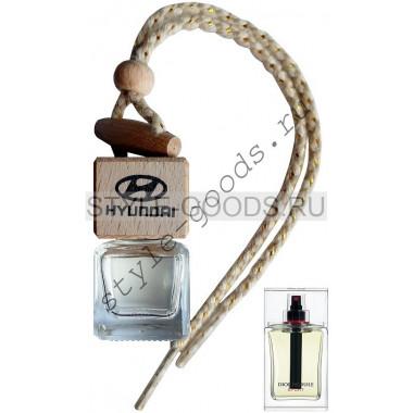 Автопарфюм Hyundai Dior Homme Sport, 7 ml (м)