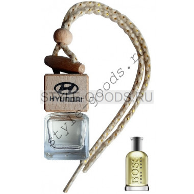 Автопарфюм Hyundai Boss Bottled №6, 7 ml (м)