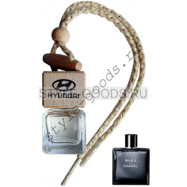 Автопарфюм Hyundai Bleu de Chanel, 7 ml (м)