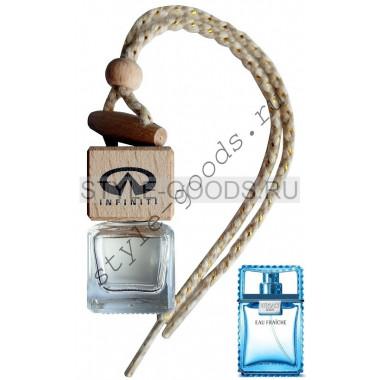 Автопарфюм Infiniti Versace Man Fraiche, 7 ml (м)