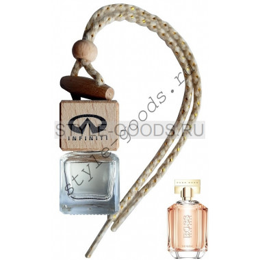 Автопарфюм Infiniti Boss The Scent, 7 ml (ж)