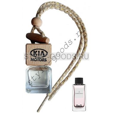 Автопарфюм KIA D&G 3, 7 ml (ж)
