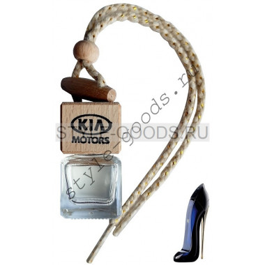 Автопарфюм KIA CH Good Girl, 7 ml (ж)