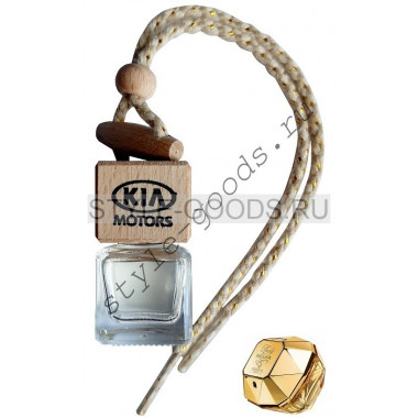 Автопарфюм KIA Lady Million, 7 ml (ж)