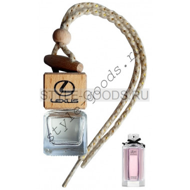 Автопарфюм Lexus Gucci Gardenia, 7 ml (ж)