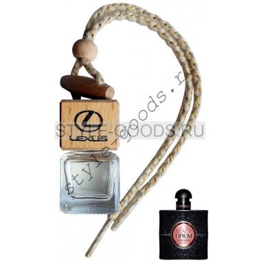 Автопарфюм Lexus Black Opium, 7 ml (ж)