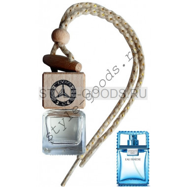 Автопарфюм Mercedes Versace Man Fraiche, 7 ml (м)