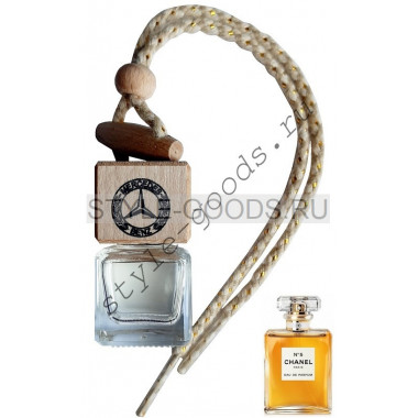 Автопарфюм Mercedes Chanel № 5, 7 ml (ж)