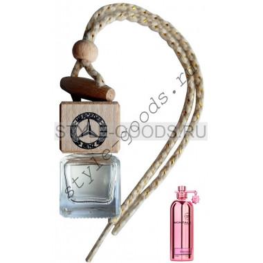 Автопарфюм Mercedes Roses Musk, 7 ml (ж)